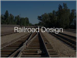 Railroad Design